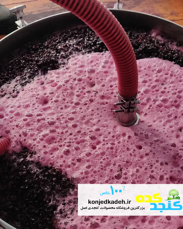 کاربرد شیره انگور