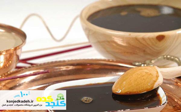 تولید ارده شیره انگور